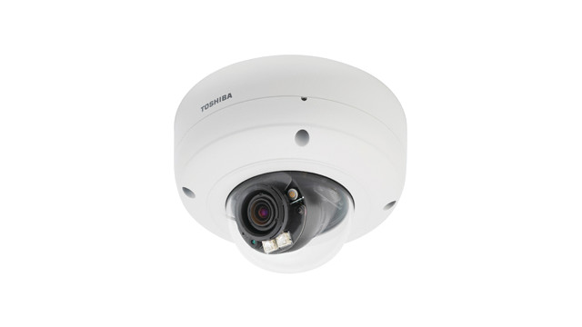 Toshiba Surveillance and IP Video IK-WR14A