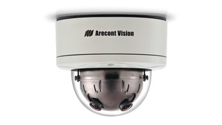 Arecont Vision SurroundVideo 12-megapixel 360-Degree Panoramic Camera