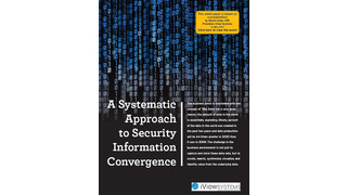 A Systematic Approach to Security Information Convergence