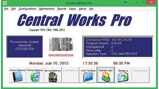 Central Works Pro