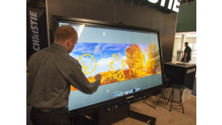 Christie's to highlight its video display solutions at ASIS 2013