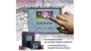 Gamewell-FCI's S3 Series Fire Alarm Control Panel