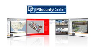 IPSecurityCenter PSIM solution demonstrates integration with Digital Sentry