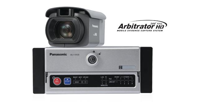 Panasonic Arbitrator 360°HD