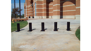 Ameristar perimeter security products -- bollards