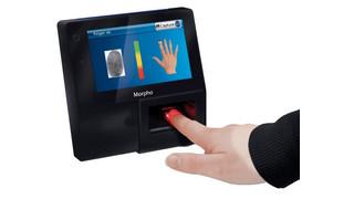MorphoAccess SIGMA Series reader