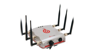 Firetide's HotPort 5020 Wireless Infrastructure Node