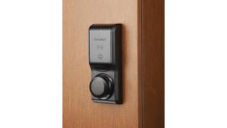 Medeco's K100 Aperio Electronic Cabinet Lock