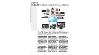 Top 10 Cloud Surveillance Challenges