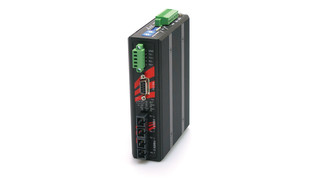 STF-500C Industrial Serial-To-Fiber converters