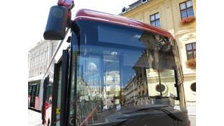 IP cameras safeguard public transportation security in Hungarian city