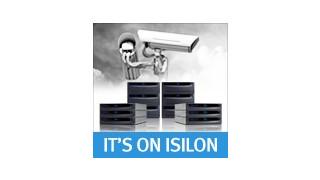 EMC Isilon Video Surveillance Storage Solutions