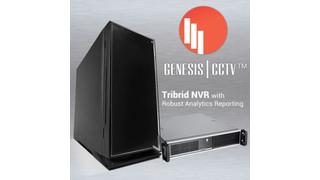 Genesis CCTV Tribrid NVR