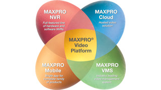 MAXPRO family of IP video surveillance solutions