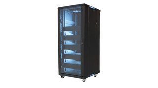 VMP's EREN-27 Equipment Rack Enclosure