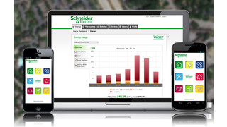 Schneider Electric's Wiser Home Management System