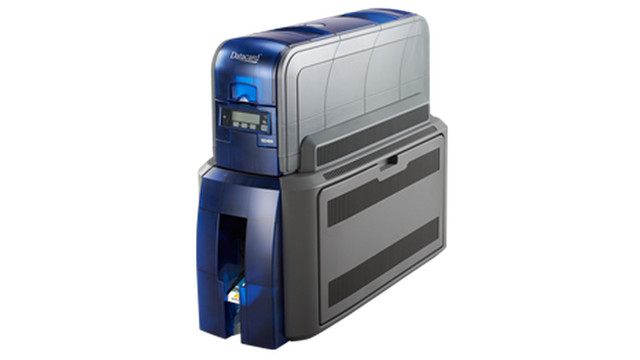Datacard SD460 & CD800 card printer and laminator