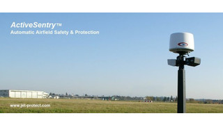 JETprotect's ActiveSentry Perimeter Security System