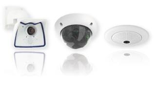 Mobotix's D25, M25 and Q25 5-Megapixel IP Cameras