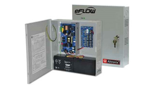 Altronix's Expanded eFlow Power Supply/Charger Line