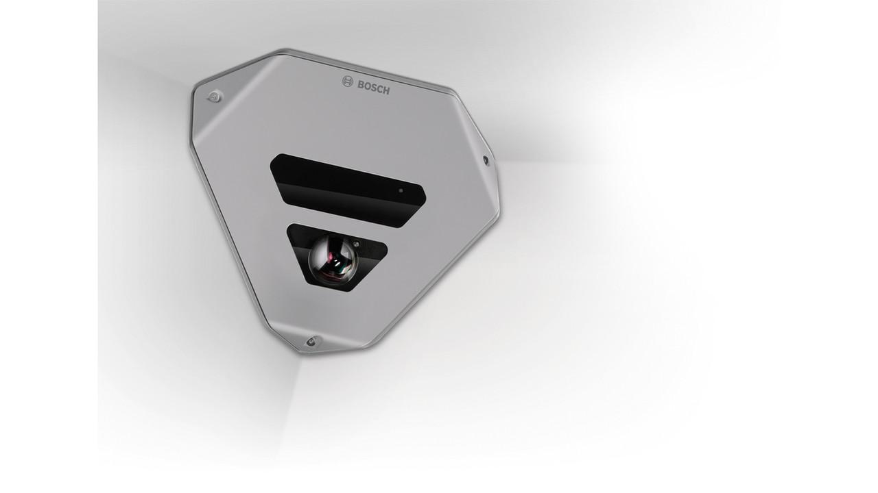 Bosch Flexdome Ip Corner 9000 Mp Camera