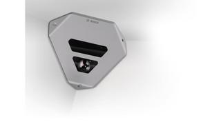 Bosch's FLEXIDOME IP corner 9000 MP camera
