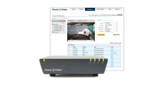 CheckVideo Gateway for Broadband Networks (CV400)