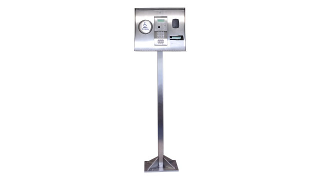 Chase Security Systems' Access Control Pedestal