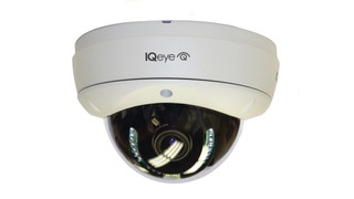 IQinVision's Alliance-mx II Dome Cameras