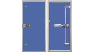 Trident multi-point exit locks celebrate 10 years protecting retail stores
