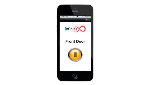 Infinias Mobile Credential