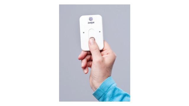 Zwipe Biometric Card