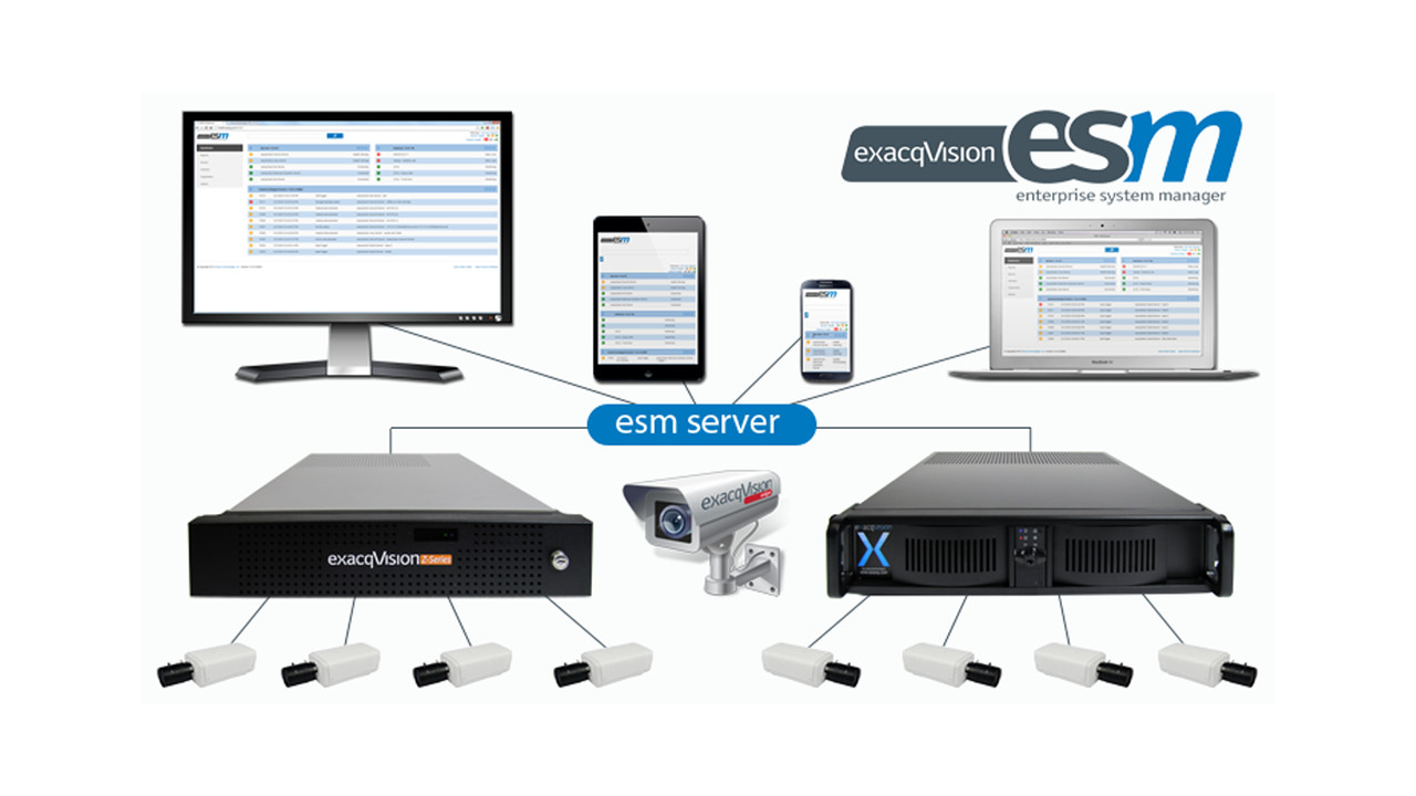 Exacqvision Version 5 10 Securityinfowatch Com
