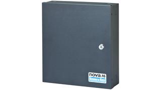 NOVA.16 16-door access control panel