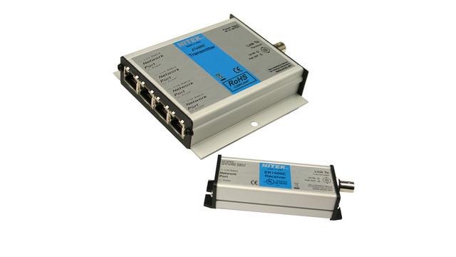 EL4500C IP over Coax Network Switch