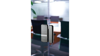 RITE Touch Digital Glass Door Lock