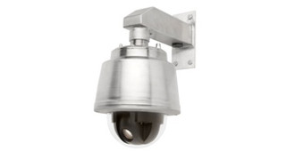Axis' Q60-S Nitrogen-pressurized Stainless Steel PTZ Dome Cameras