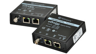 Altronix's eBridge100RMT Ethernet-over-Coax/CAT5e Adapters Kits