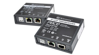 Altronix's Pace1PRMT UTP/CAT5e Long Range Ethernet Adapter Kits