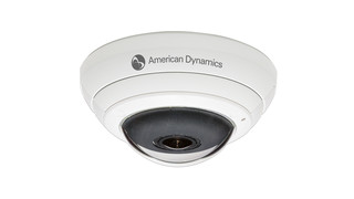 American Dynamics Illustra 825 Fisheye Camera