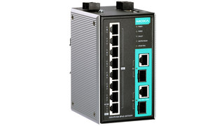 EDS-P510A-8 PoE+ Ethernet Switch