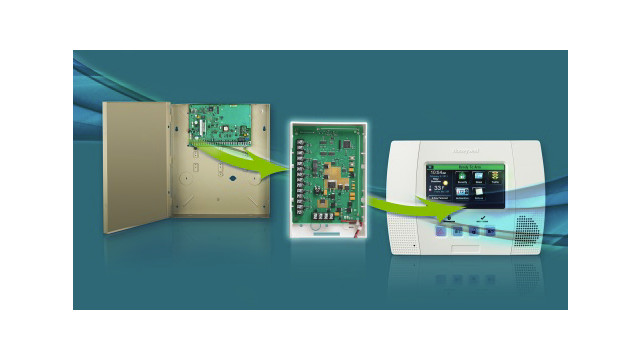 Honeywell's 5800C2W Convert to Wireless Module for Security Control Panels