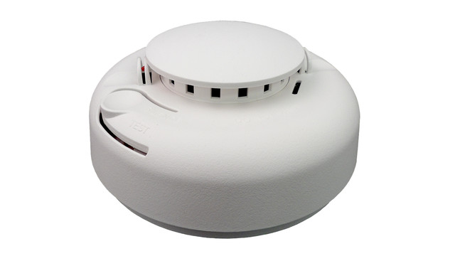 Elk Products' ELK-6050 Wireless Smoke Detector