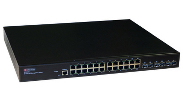 Vi3026 26-port PoE network switch