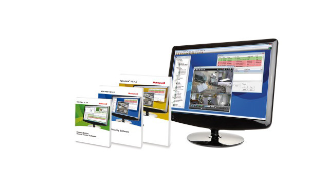 Honeywell WIN-PAK 4.0 Integrated Security System Software