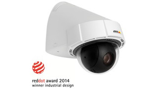 Axis Communications receives coveted Red Dot Design Award for its innovatively shaped AXIS P5415-E PTZ dome network camera