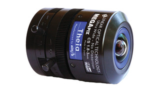 Theia Technologies' C-Mount SL183 Ultra-Wide Varifocal Lens