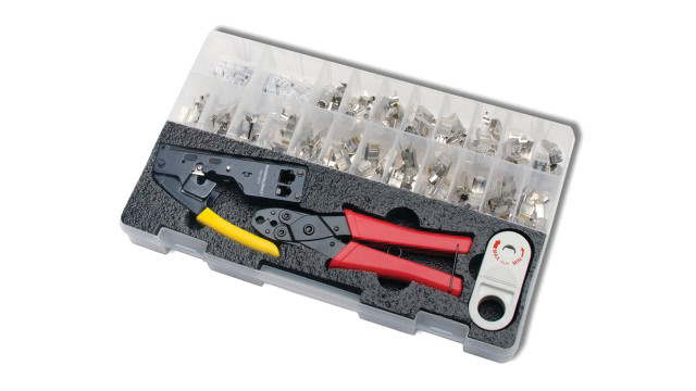 Platinum Tools' 10Gig Termination Kit