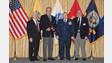 Real-Time Technology Group's Leo McGuire receives ESGR 'Spirit of Volunteerism' Award