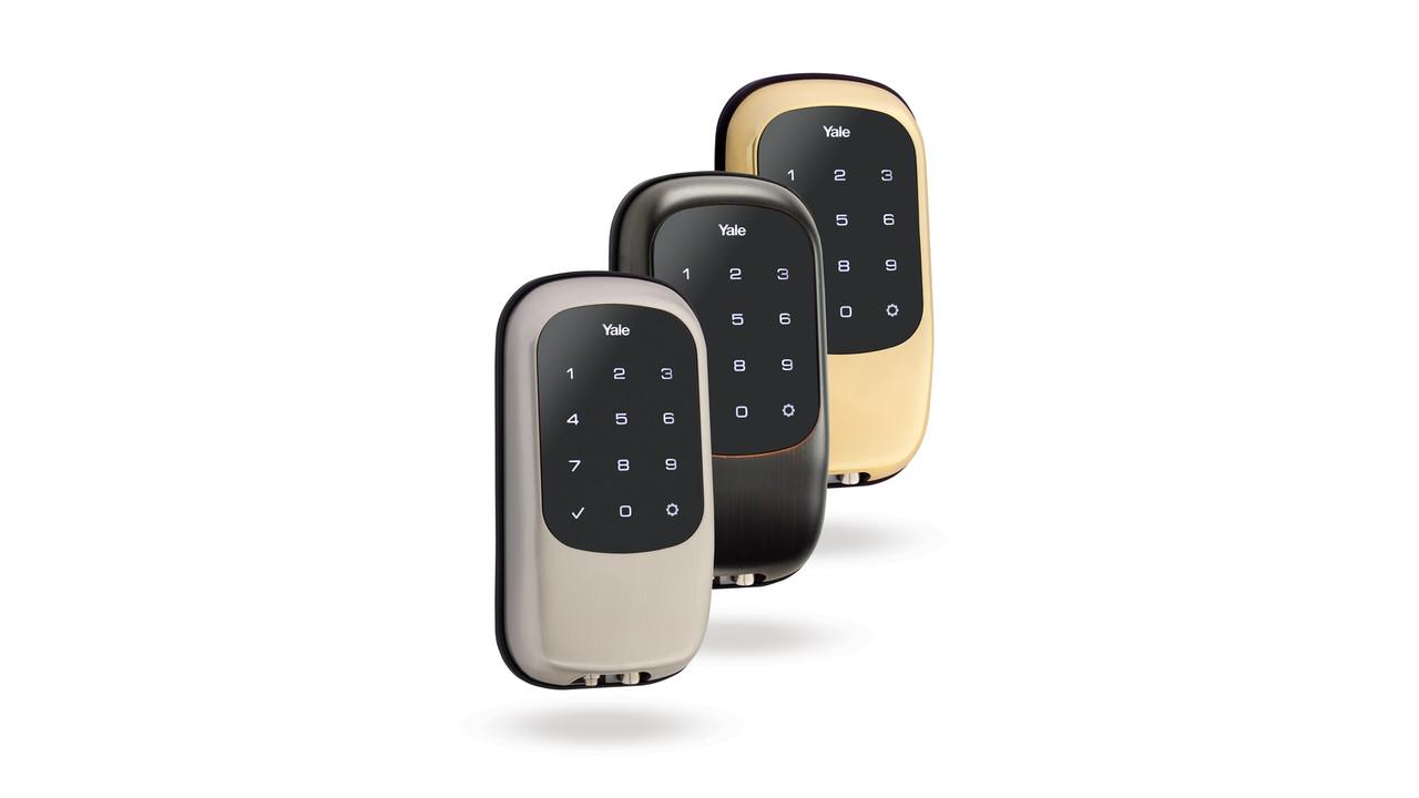 Push Button B1l And Touchscreen T1l Deadbolts